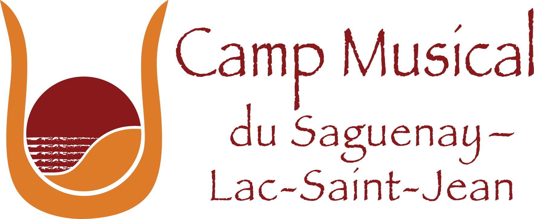 Logo camp musical